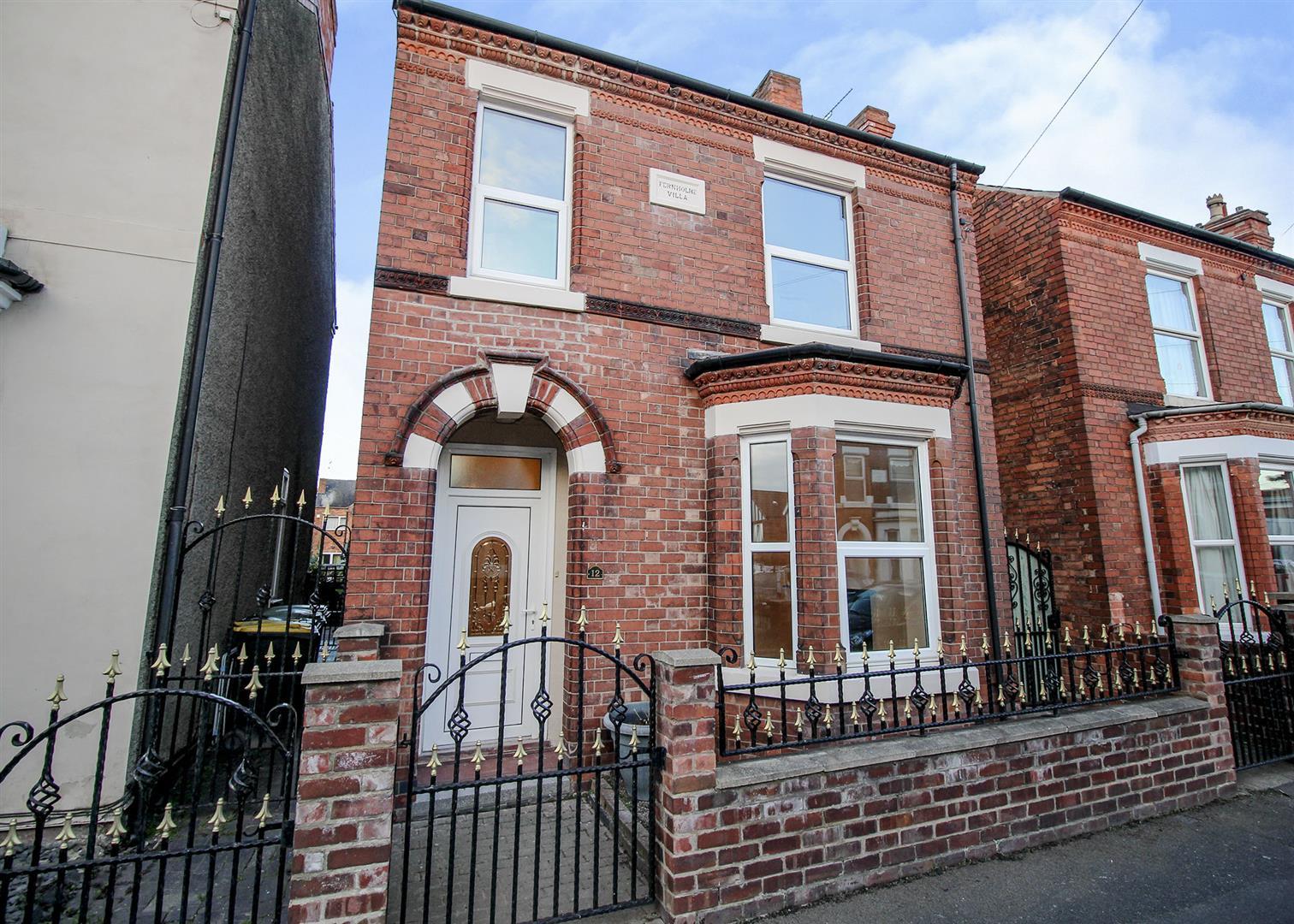 3 Bedrooms House for sale in Park Street, Stapleford, Nottingham